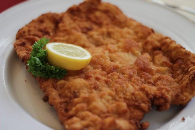 Wiener Schnitzel| © tribp/flickr