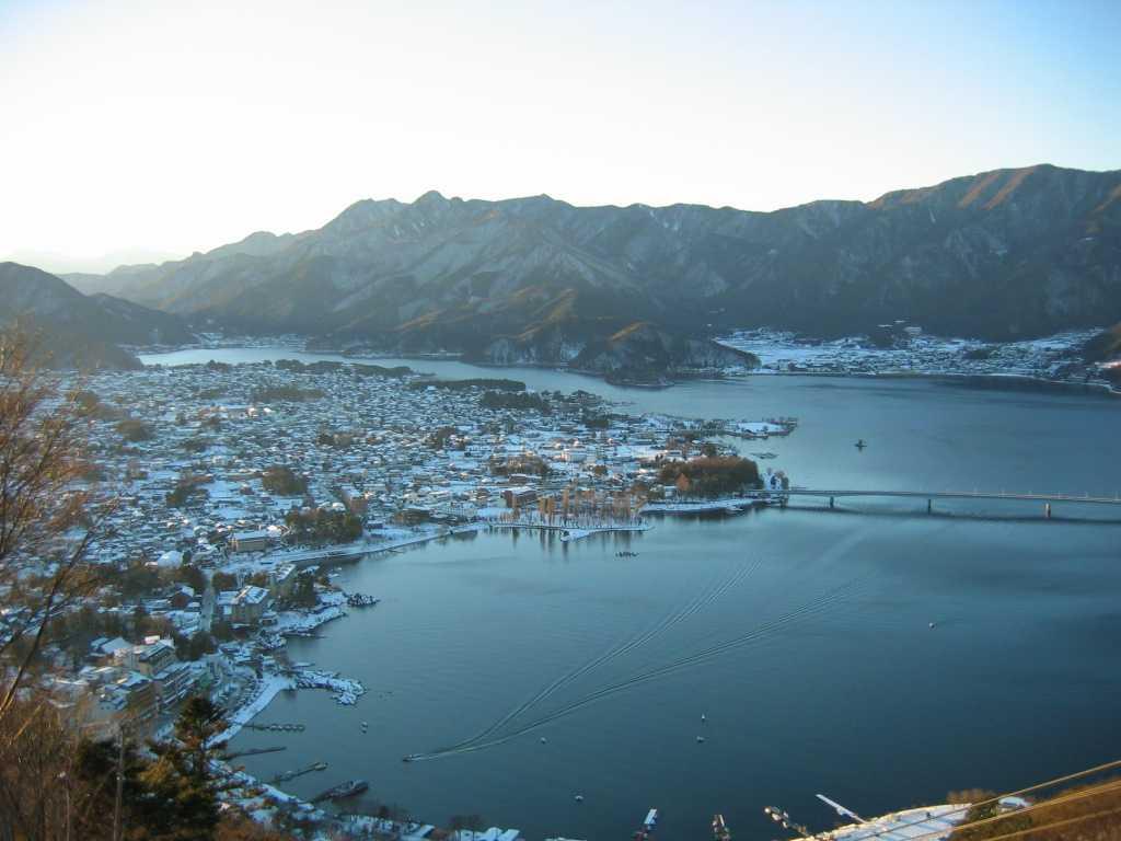 Lake Kawaguchiko | © Chris Moore/WikiCommons
