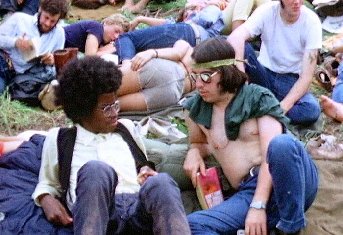 Woodstock Festival 1969   © Flominator/WikiCommons