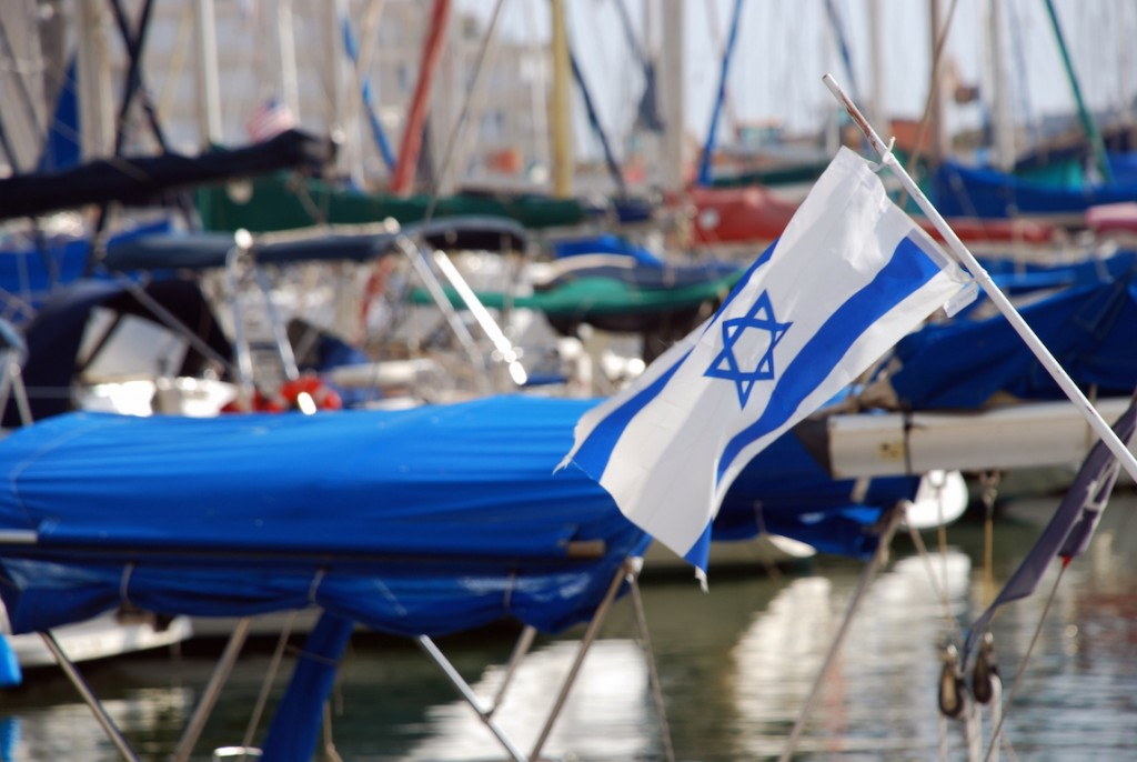 Spend your days on your own private yacht in the hot Israeli sun © StateofIsrael / Flickr
