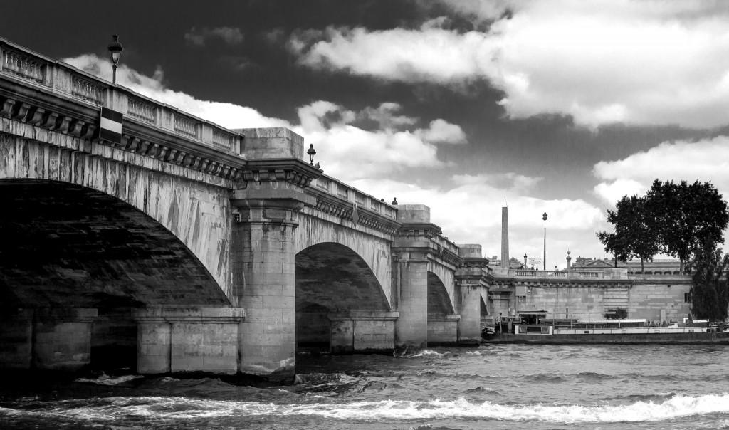 Pont de la Concorde |© Jean-François Gornet/Flickr