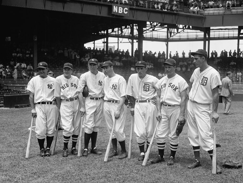 1937 all stars crop FINAL2 | © Harris & Ewing/WikiCommons