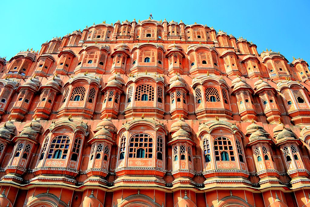The History Of The Hawa Mahal Jaipur In 1 Minute
