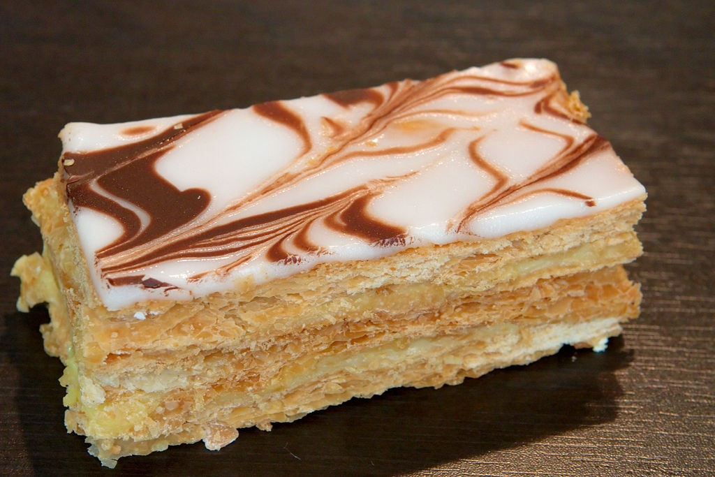 Mille-feuille © WikiCommons