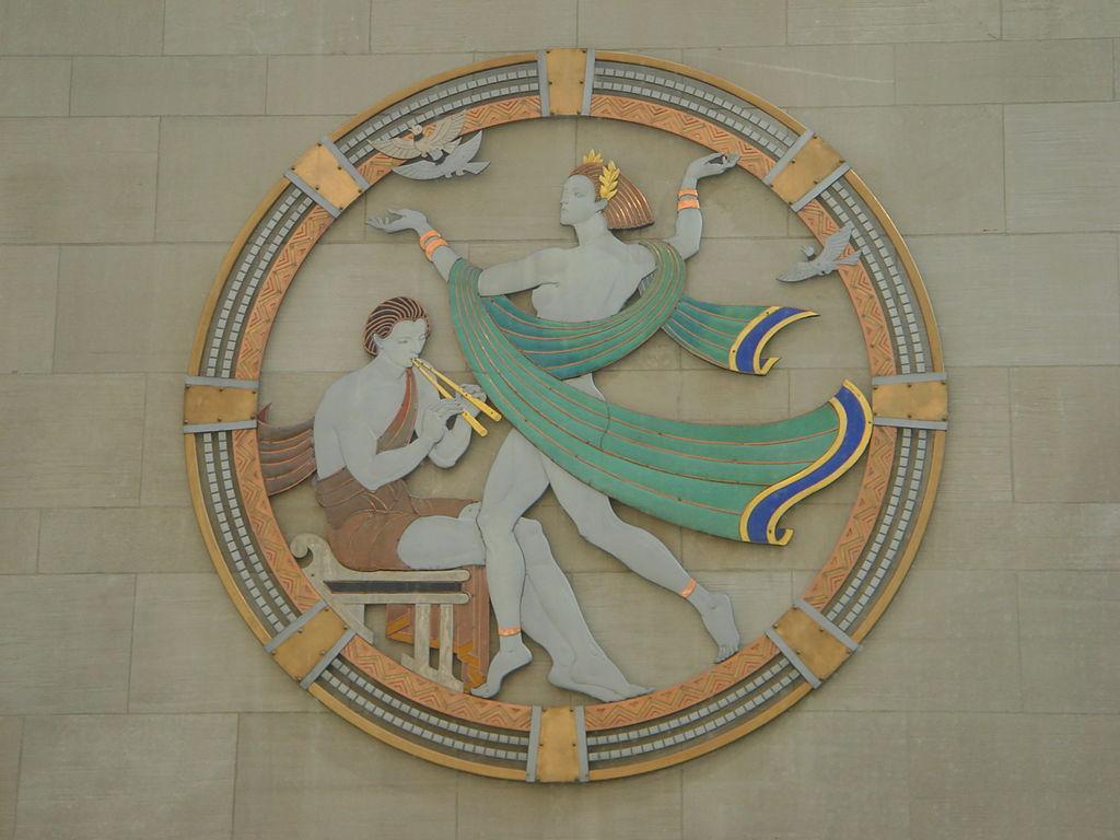 Hildreth Meière, Song   © ricardo martins/WikiCommons