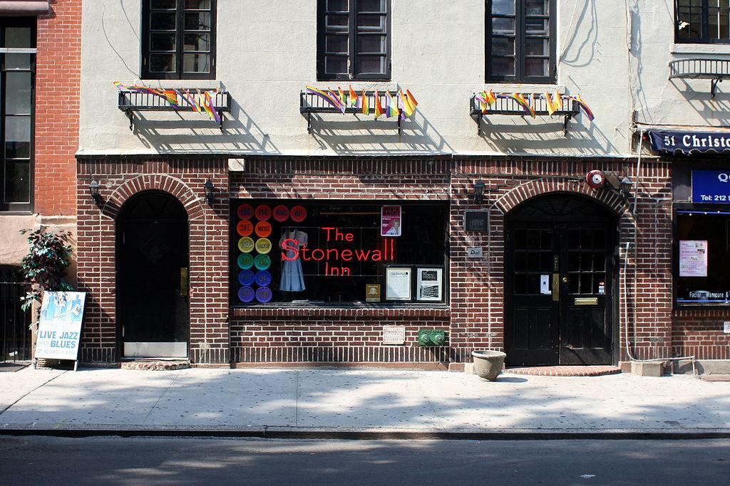 Stonewall inn ny 2008 | © Johannes Jordan/WikiCommons