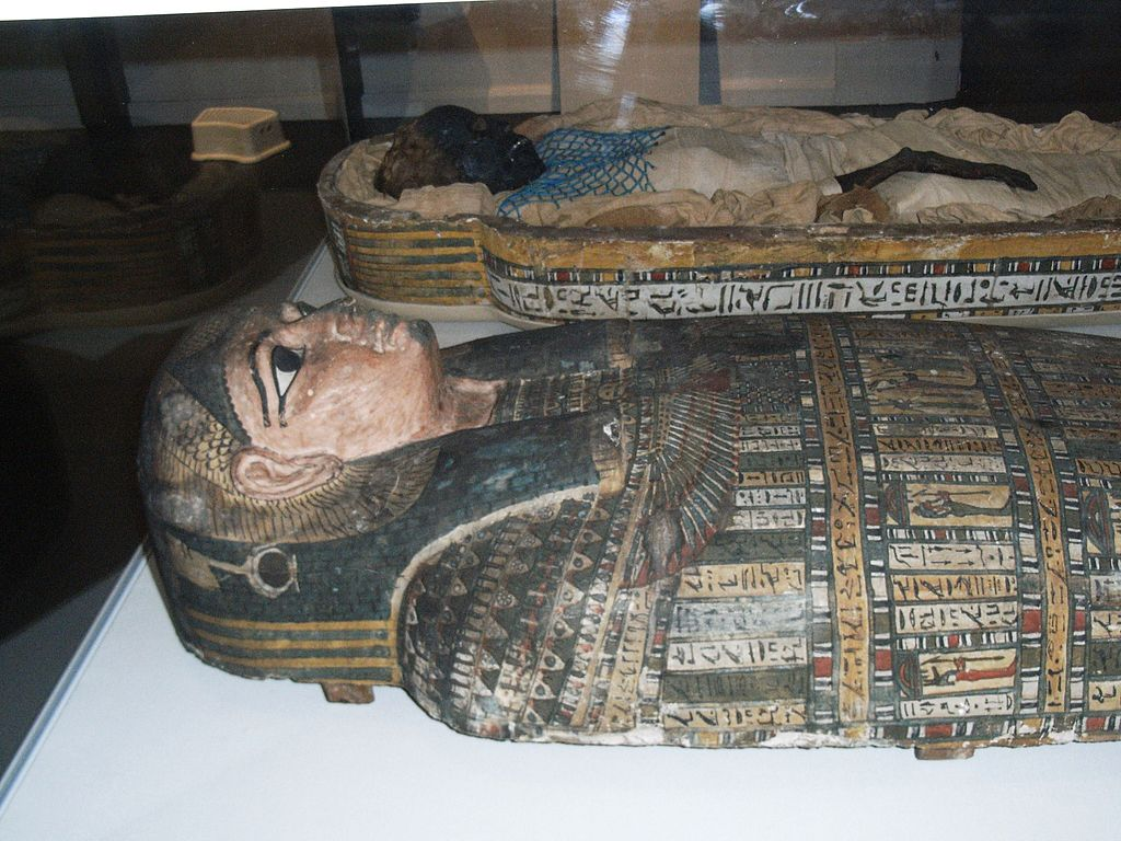 Takabuti Egyptian Mummy Belfast Museum| © Notafly/WikiCommons