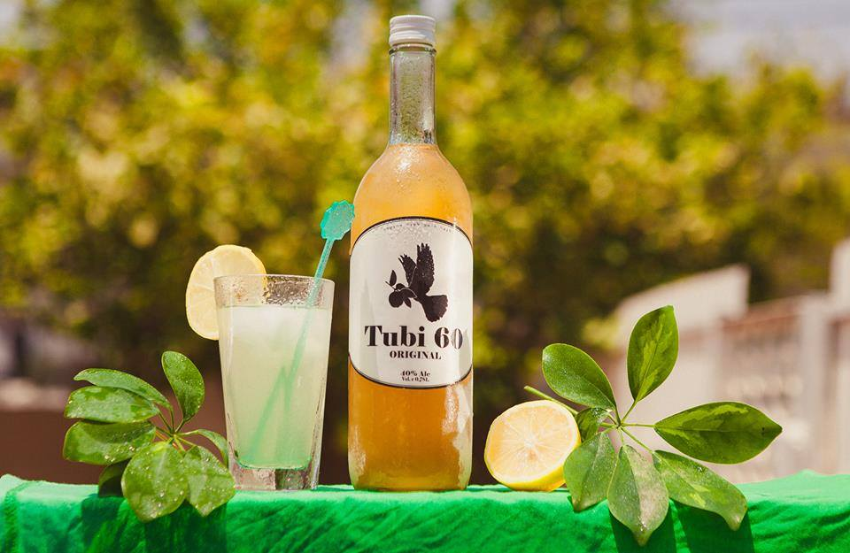 Image result for Tubi 60 spirit drink