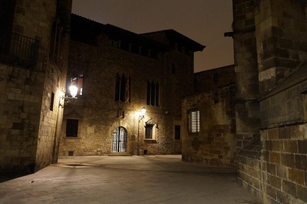 Barcelona's Gothic quarter   © Leandro Neumann Ciuffo / Flickr