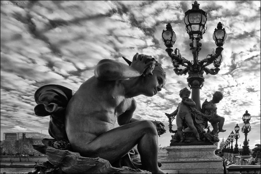 Pont Alexandre III | © dr_zoidberg/Flickr