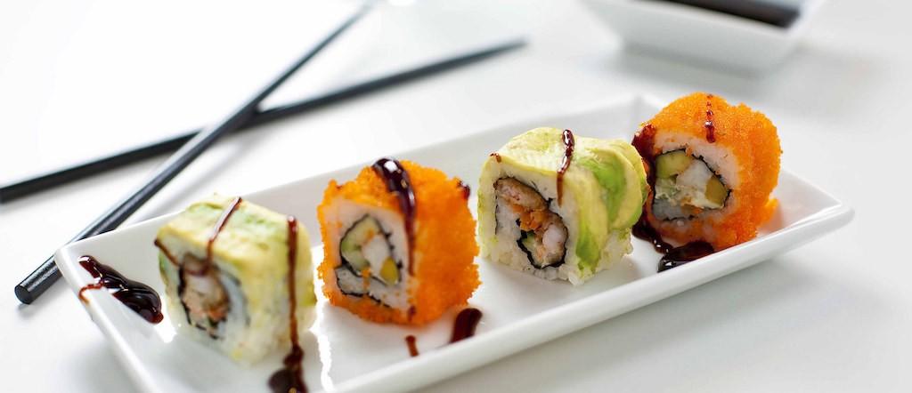 Sushi Toppings | © EHRENBERG Kommunikation/Flickr