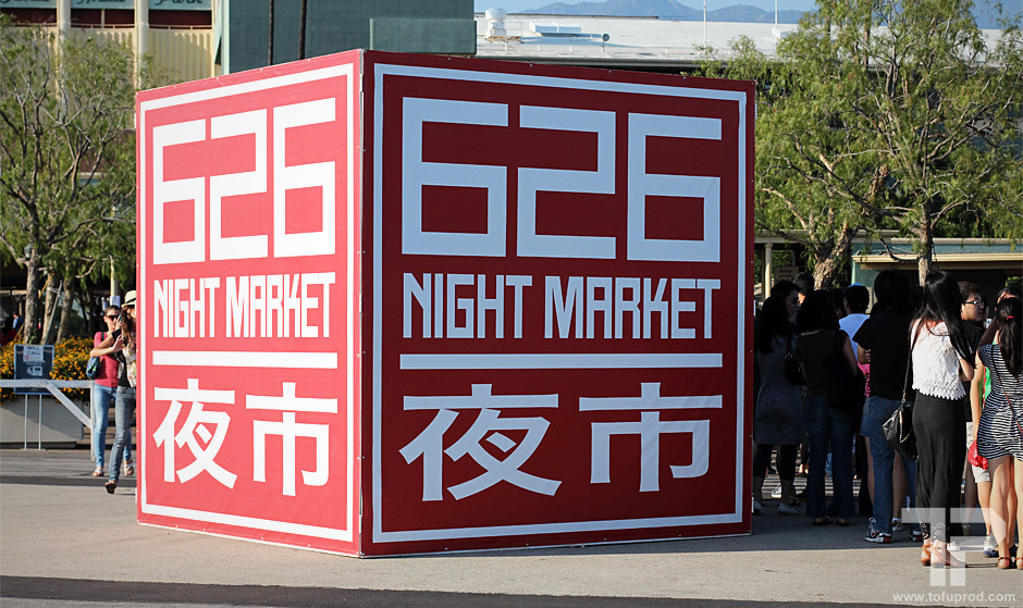 Picture opportunity at the 626 Night Market | © tofuprod/Flickr