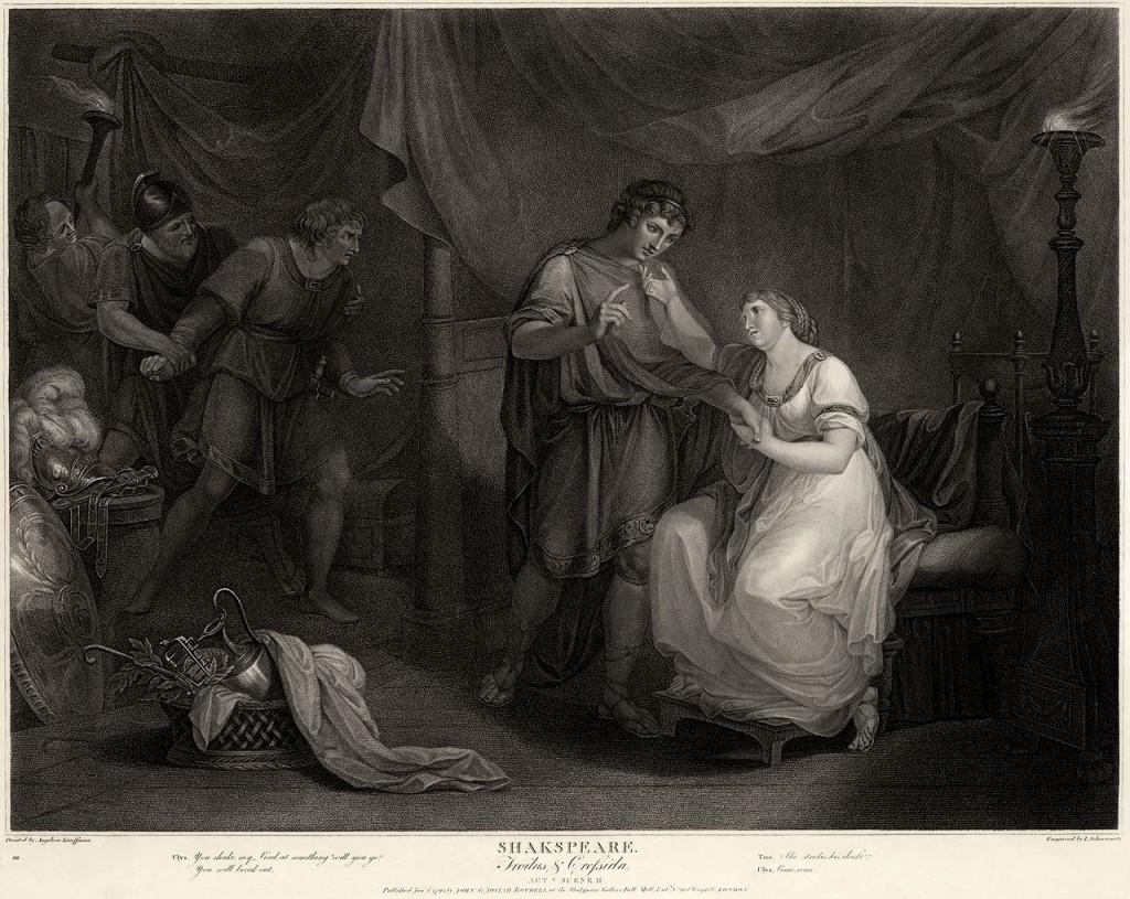 Troilus and Cressida, Act V, Scene II | © Adam Cuerden / WikiCommons