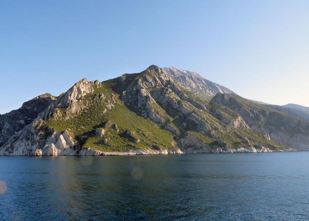 Mount Athos   © michael clarke stuff/WikiCommons