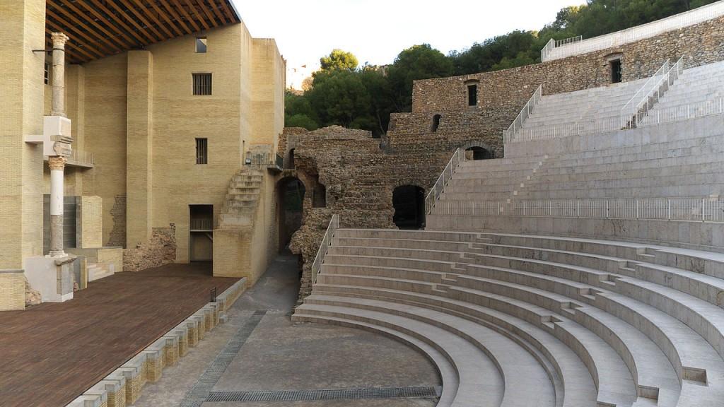 Roman Amphitheater of Sagunto   ©José Luis Filpo Cabana/Wikimedia Commons