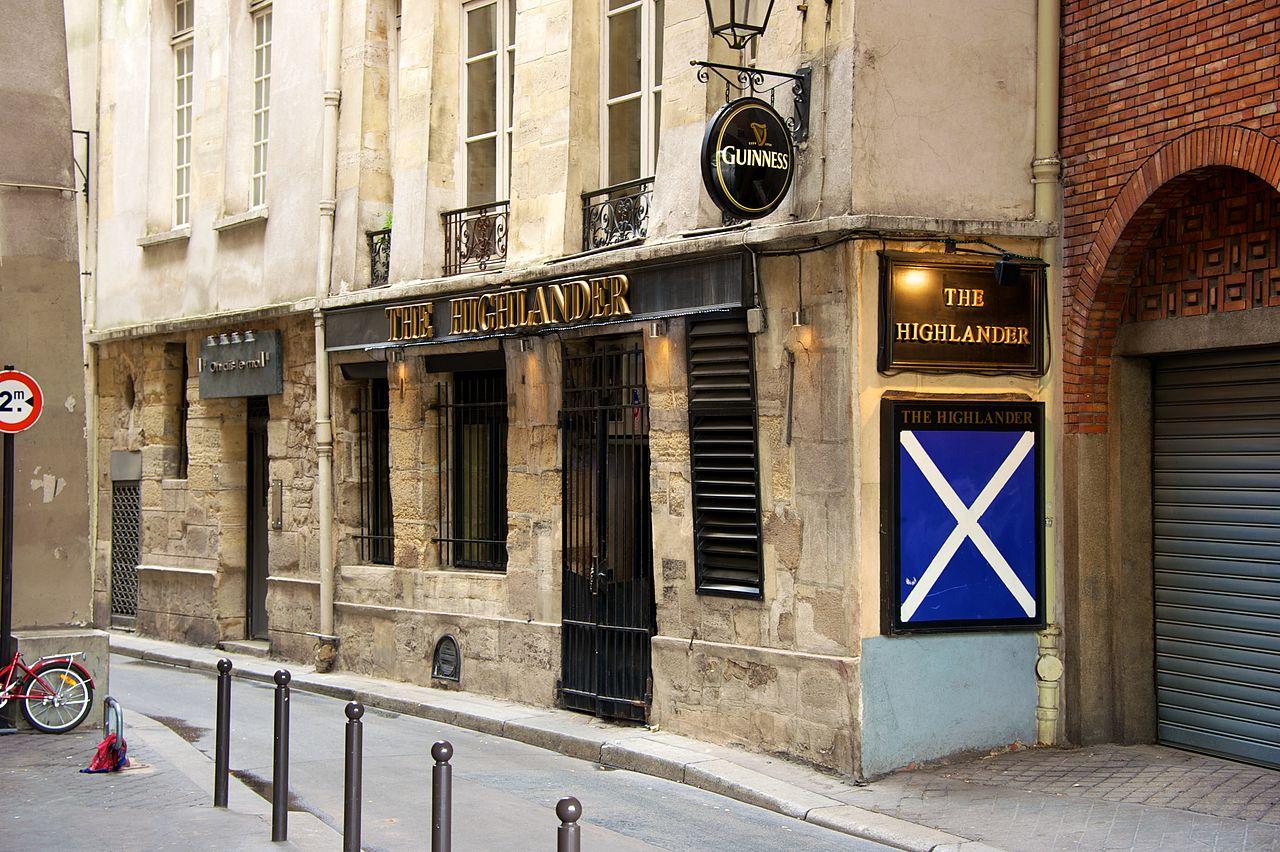 The Highlander | © Daniel Stockman/WikiCommons