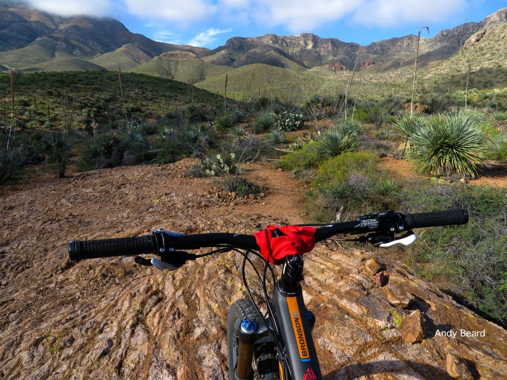 Morning Ride at Franklin Mountains| Courtesy of Andy Beard/Facebook