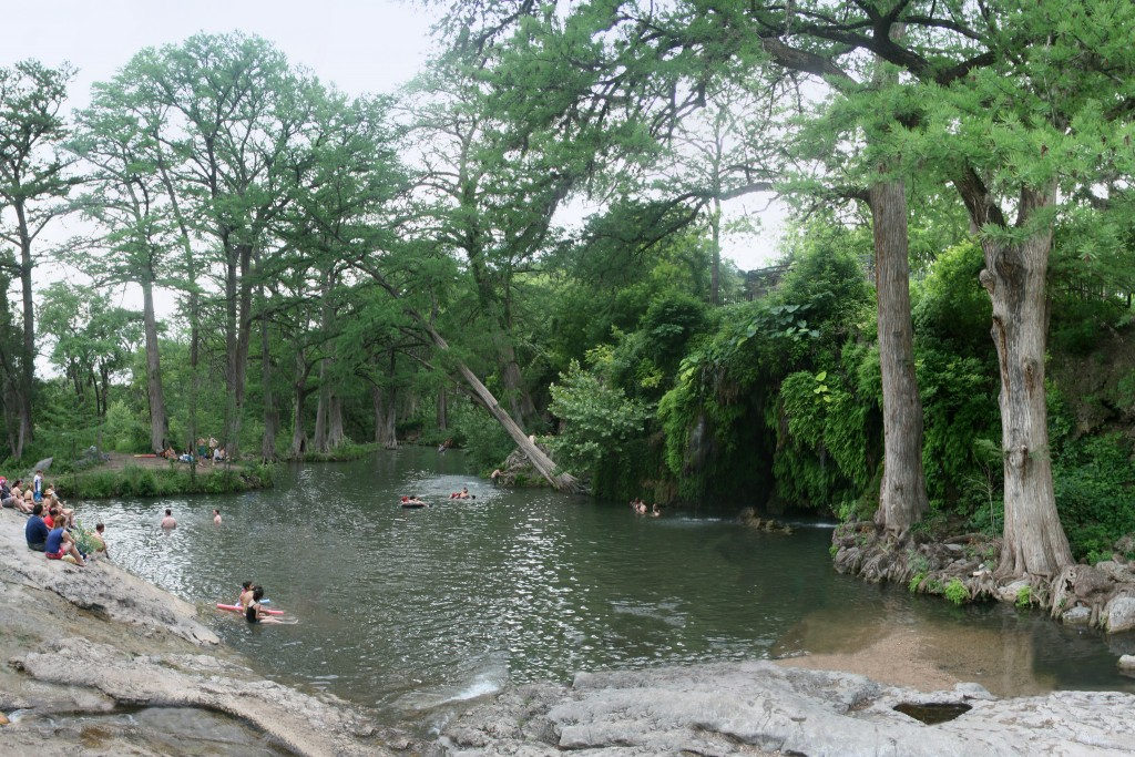 Krause Springs | © Trek Texas/Flickr