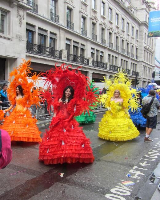 London Pride 2014 | © Neil McCrae / Flickr