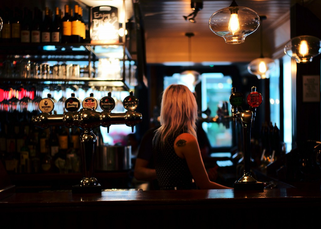 Pub in London | © Kamal Hamid / Flickr