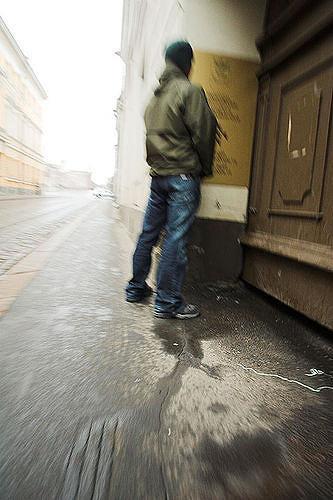 I gotta go man | © Petteri Sulonen/Flickr