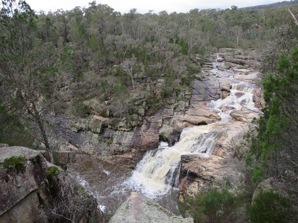 Woolshed Falls © Lu Barnham