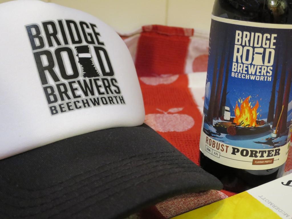 Bridge Road Brewers Trucker Cap © Lu Barnham