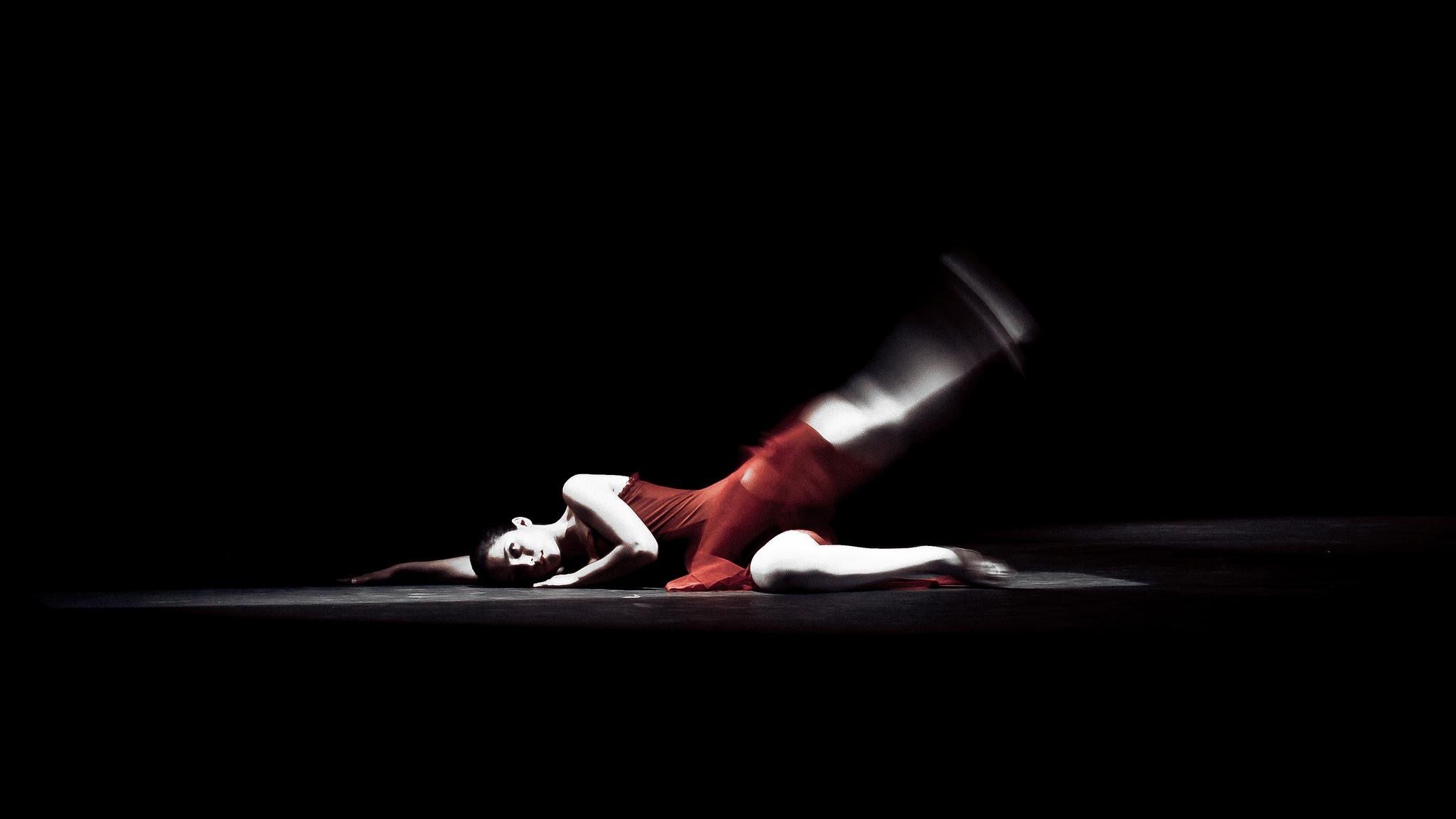 Dancer © Hernán Piñera/Flickr