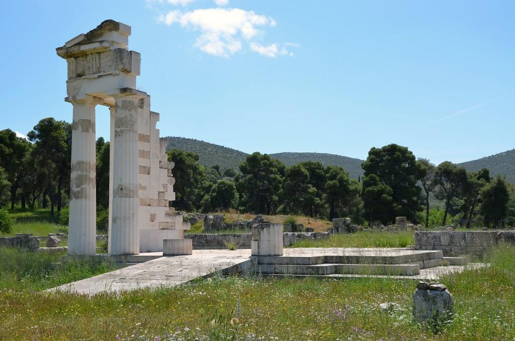 Temple of Asklepios   © Carole Raddato/Flickr