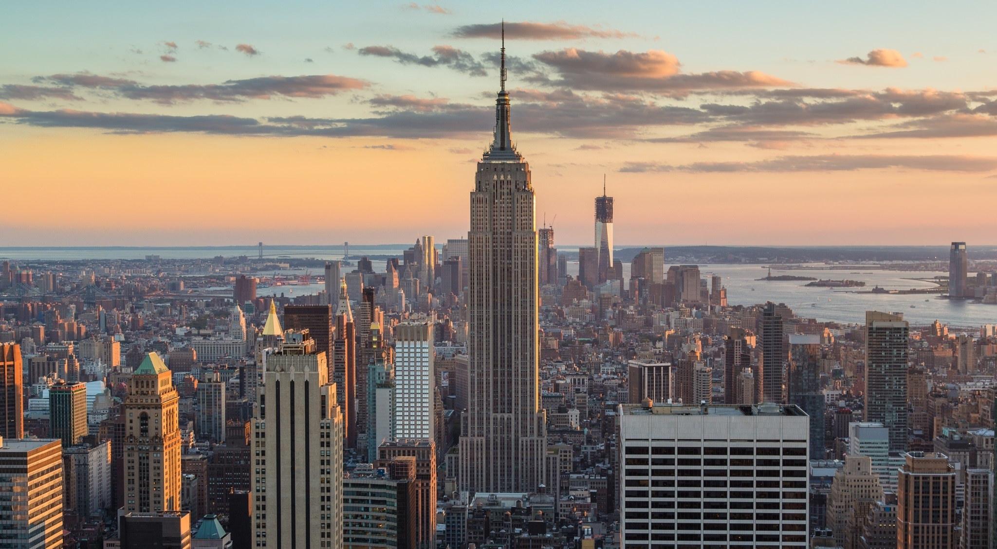 Empire State Building   © Sam valadi/Flickr
