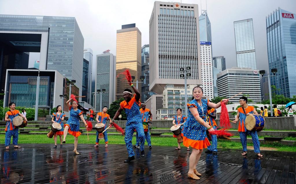 © Hong Kong Tourism Board / Action Images via Reuters