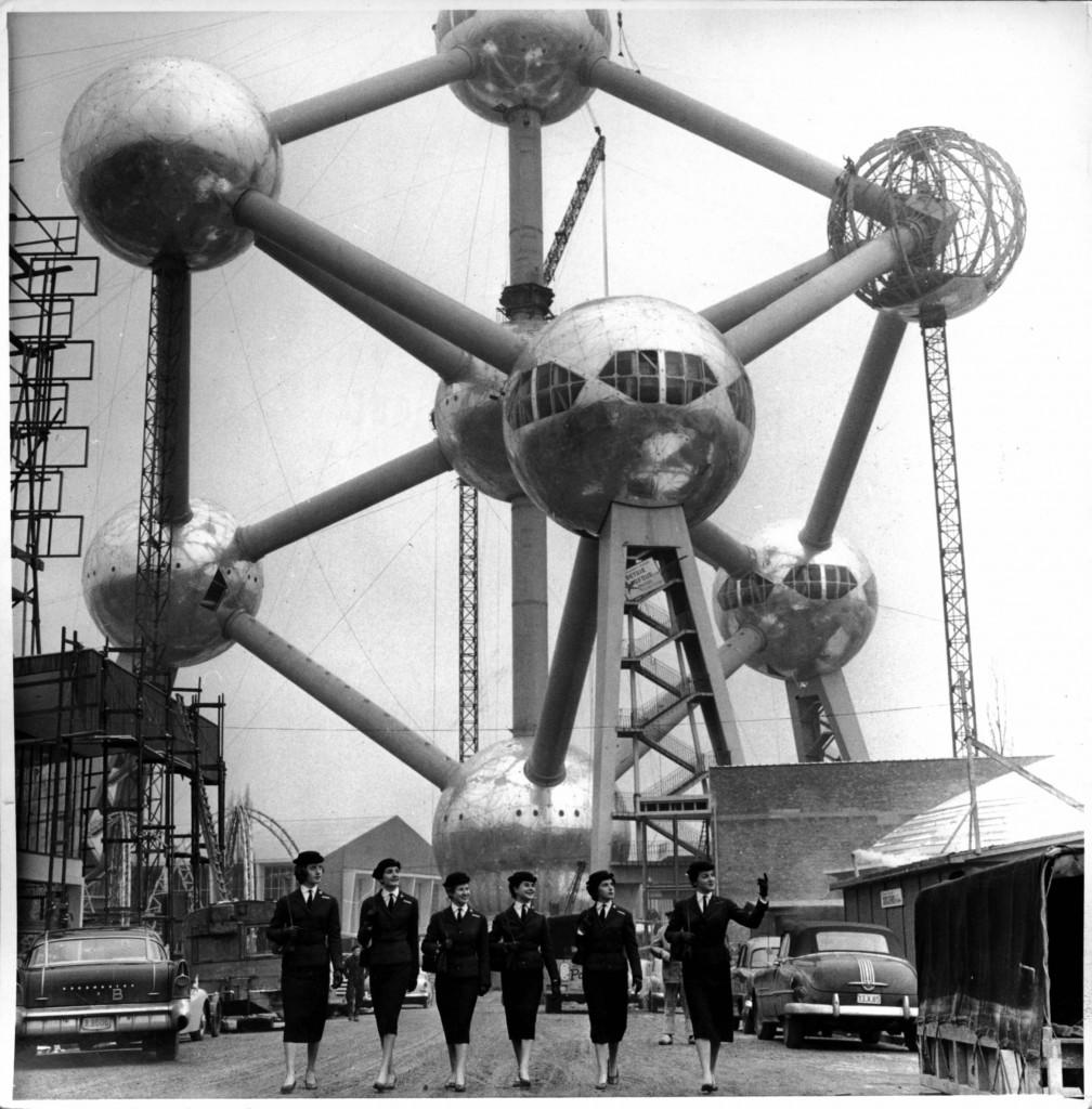 © R.Seidman   Courtesy of the Atomium