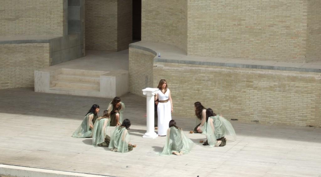 Performance at the Roman Amphitheatre of Sagunto   ©Virgi.pla/Flickr