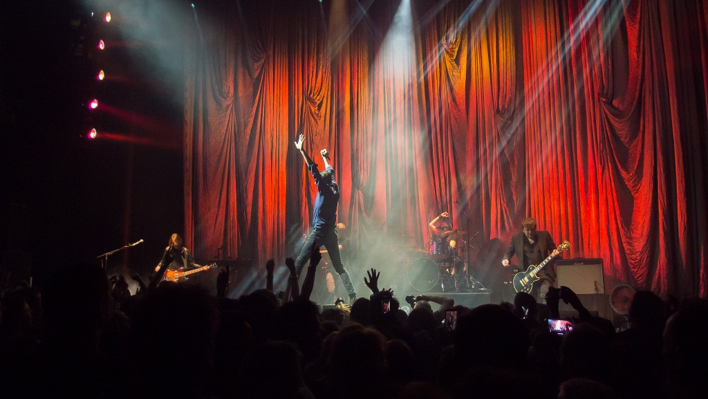 Suede live at the Roundhouse | © Ed Webster/ Flickr
