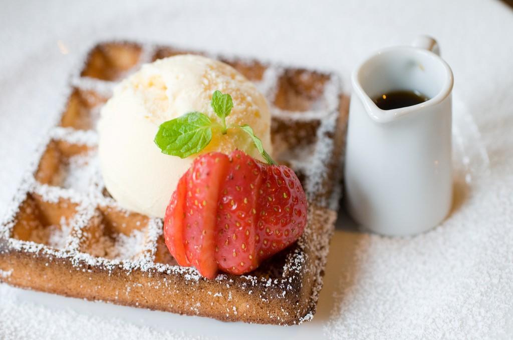 belgian waffle | © [cipher]/Flickr