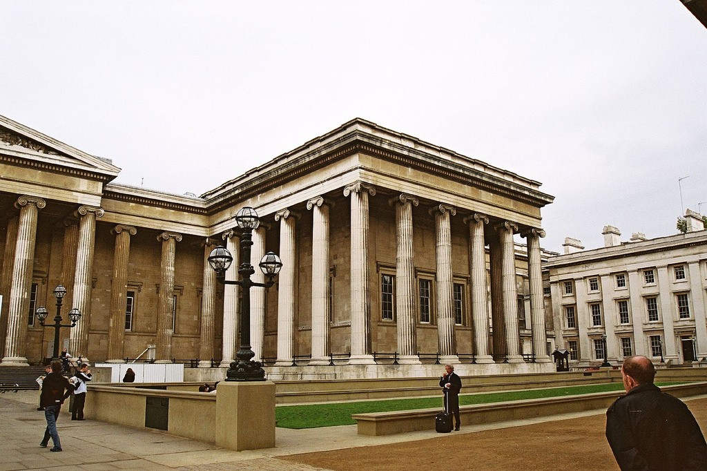 London British Museum | © Martin Pettitt / Flickr