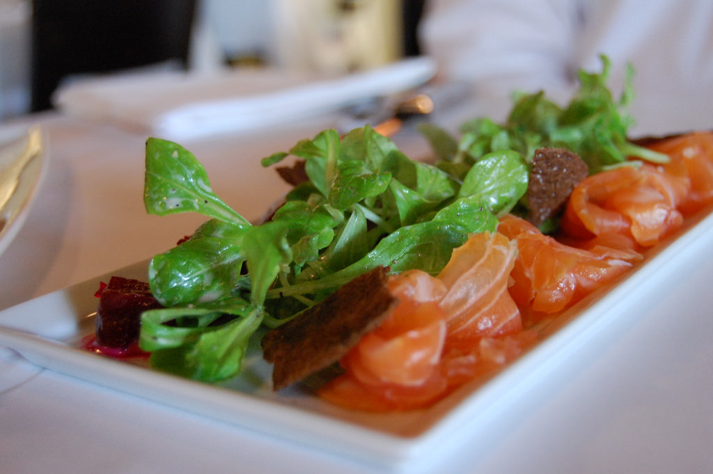 smoked salmon | © stu_spivack/Flickr