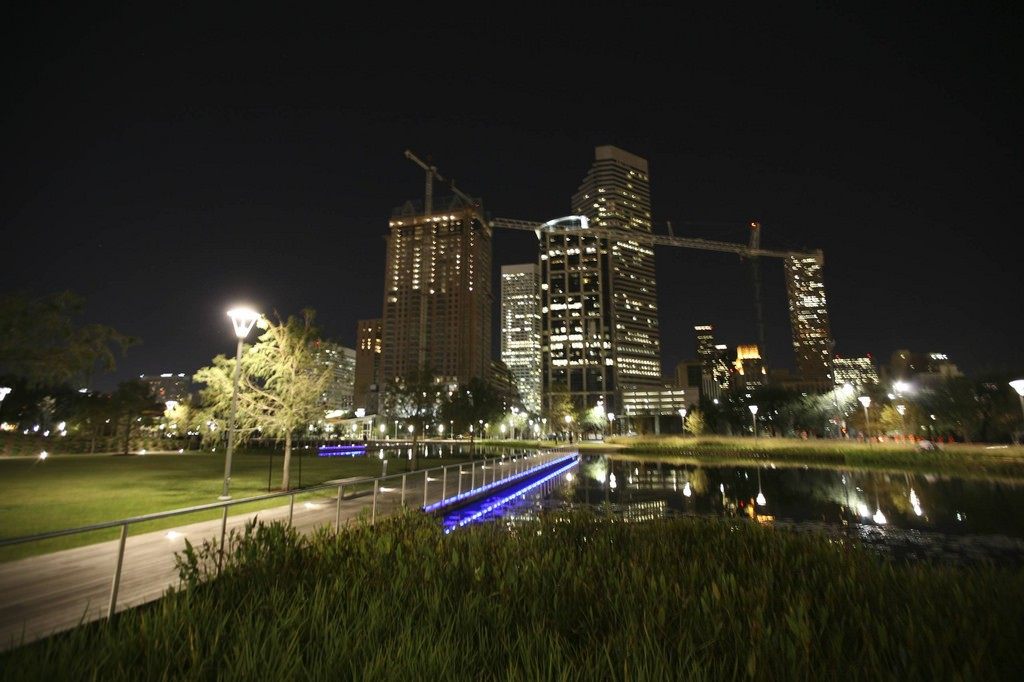 Discovery Green | © Ed Schipul/Flickr