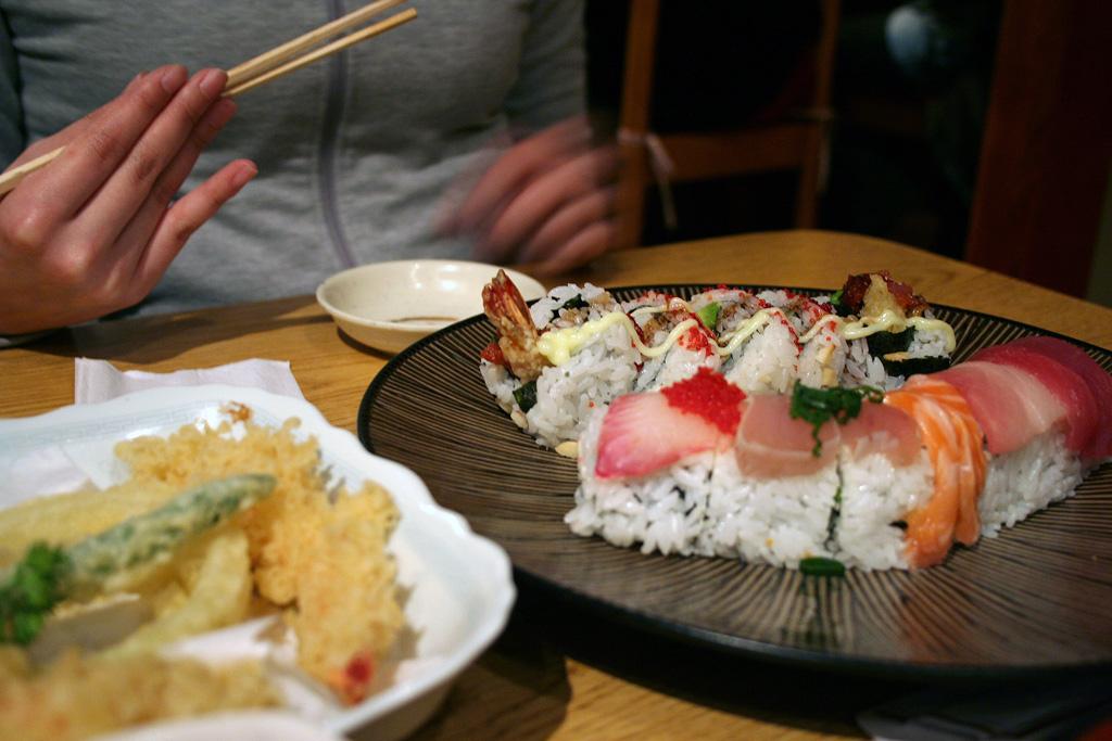 Sen Dai Sushi | © Amy/Flickr
