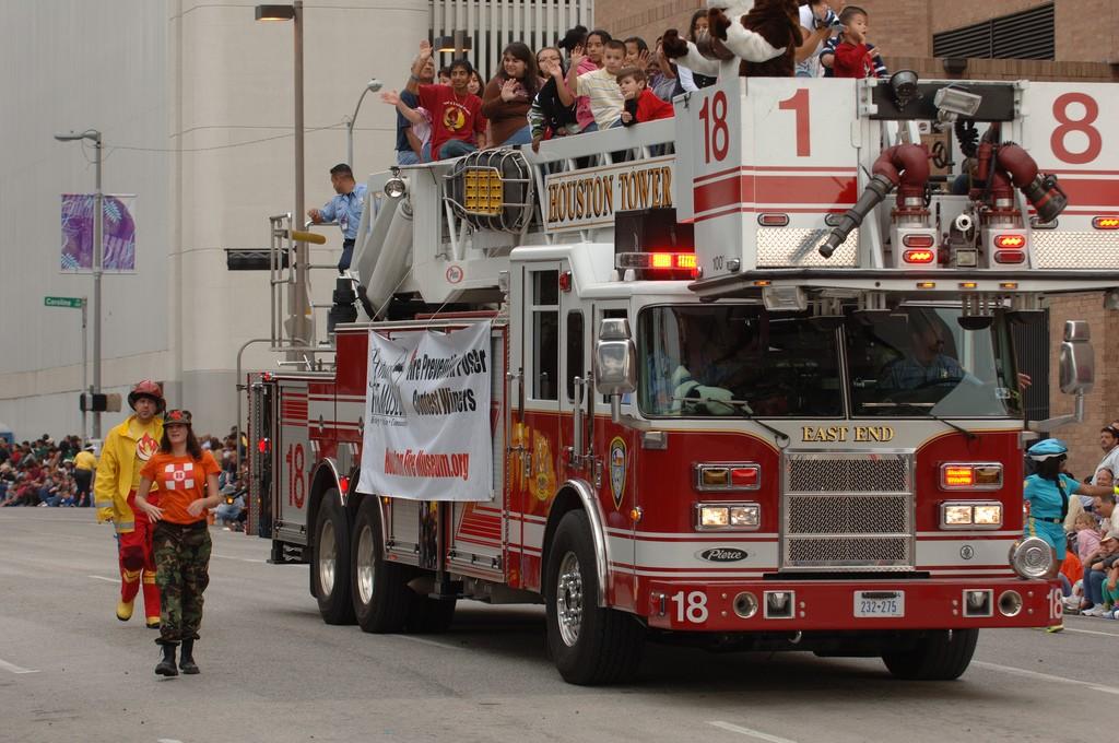 Houston Fire Museum | © Ed Uthman/Flickr