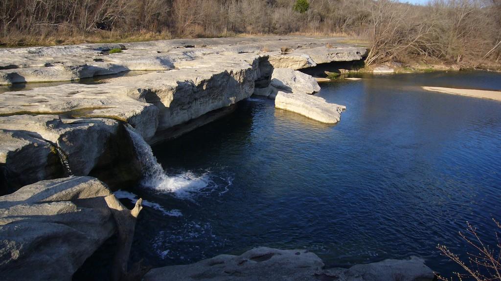 McKinney Falls | © Kent Wang/Flickr
