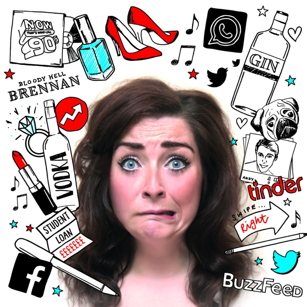 Katie Brennan's Quarter-Life Crisis | Courtesy of Edinburgh Festival Fringe Society