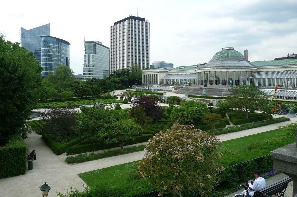 parc du jardin botanique | Flavio Ensiki/Flickr