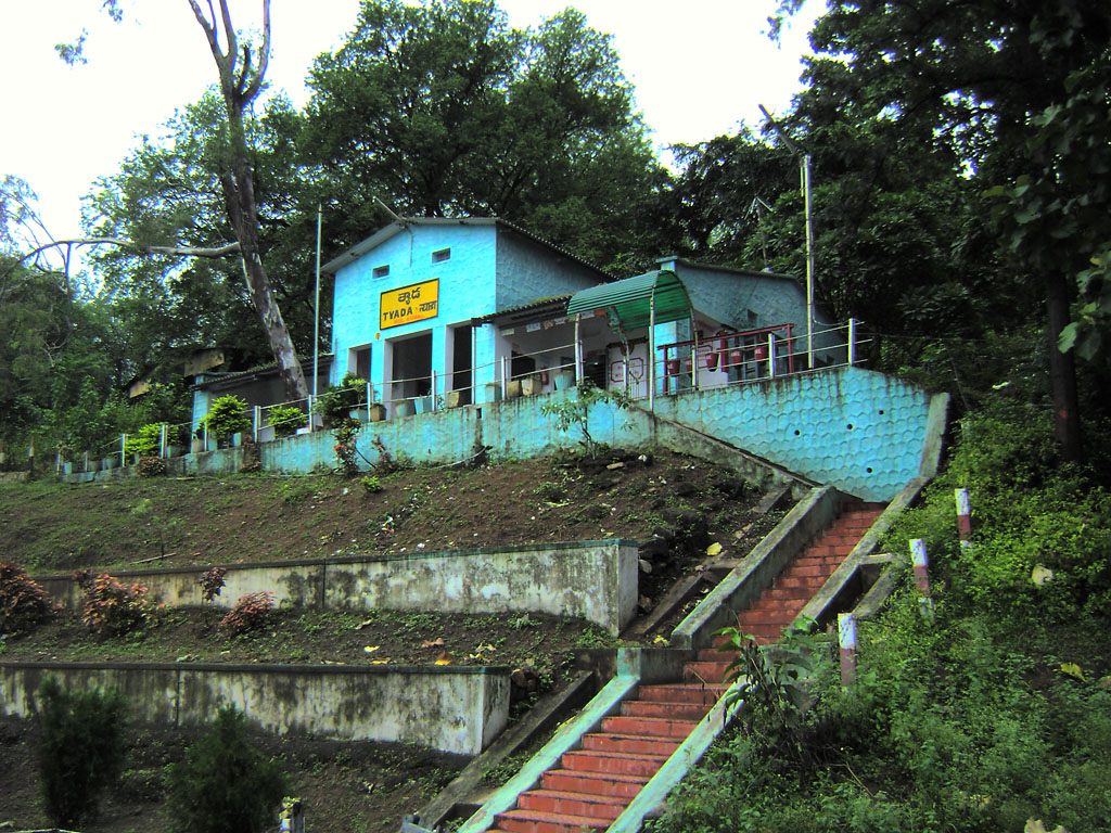 Tyda station near Araku Valley | © KK Line/Flickr