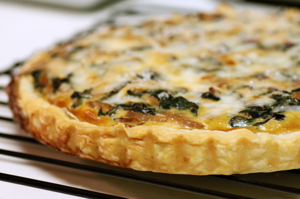 quiche! | © Stacy Spensley/Flickr