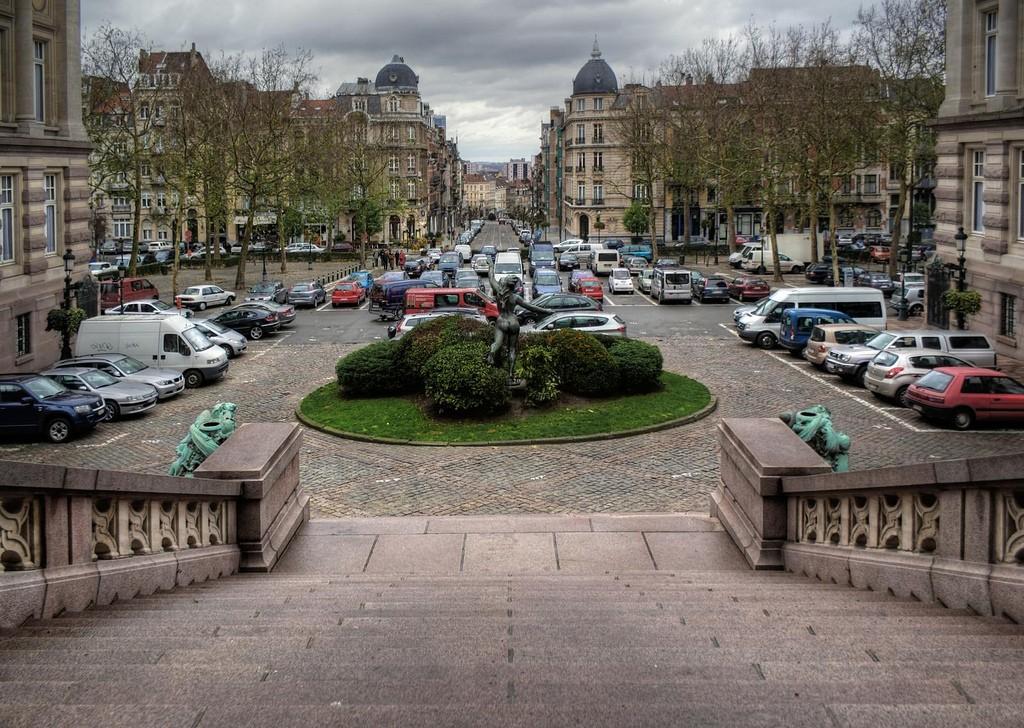 Place Van Meenen - Brussels | Peter.Lorre/Flickr