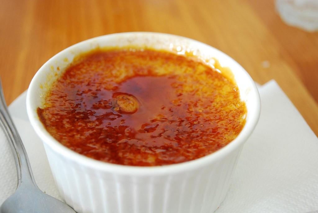 Crème brûlée © Alpha/Flickr