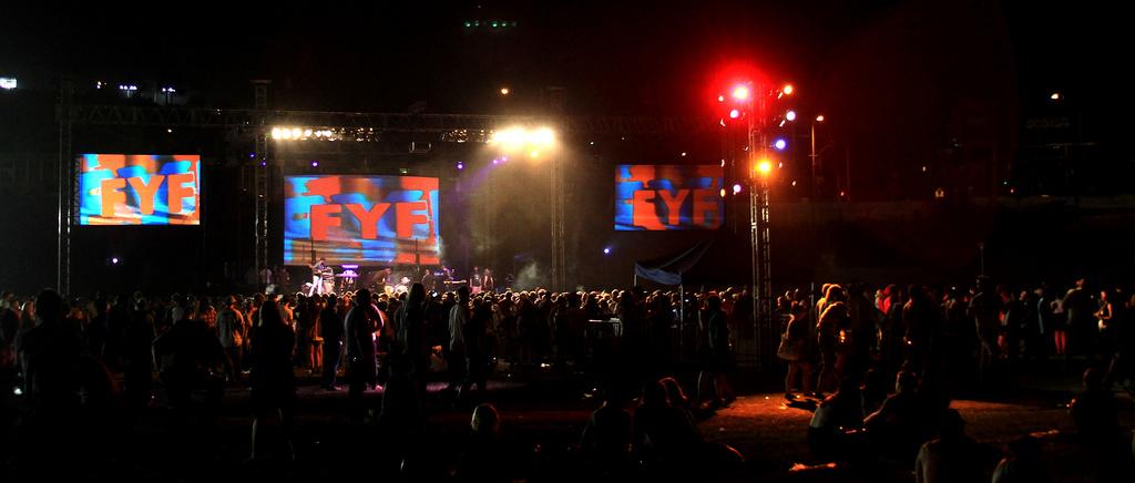 FYF Fest | © Dustin Drew/Flickr