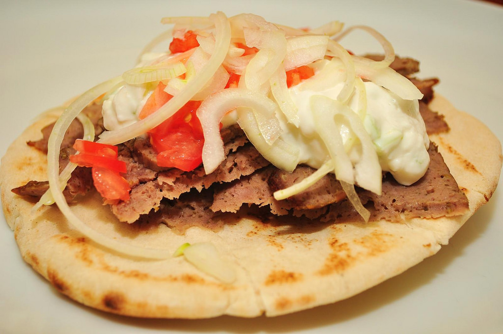 Gyros | © jeffreyw/Flickr