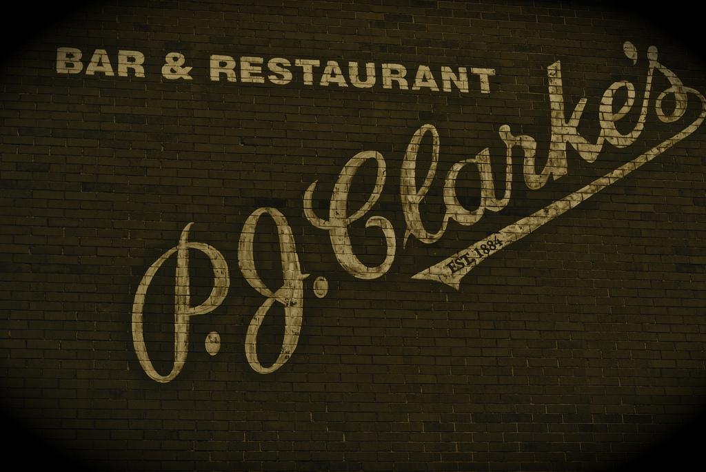 PJ Clarke's. Mmmmmm. | © raphaelstrada/Flickr